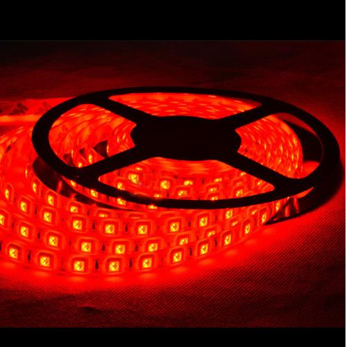 Granmerlen GML-3528 Durable LED Strip Lights (Red)