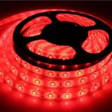 Granmerlen GML-3528 Durable LED Strip Lights with Adaptor (Red) - thumbnail 1