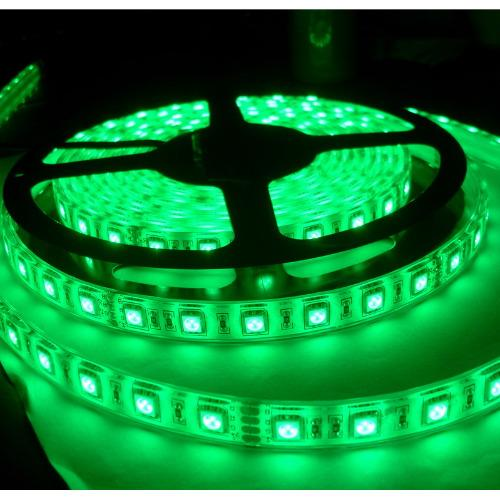 Granmerlen GML-3528 LED Strip Lights with Adaptor (Green)