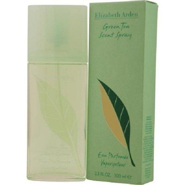 Green Tea By Elizabeth Arden for Women Eau De Parfum Spray 100ml