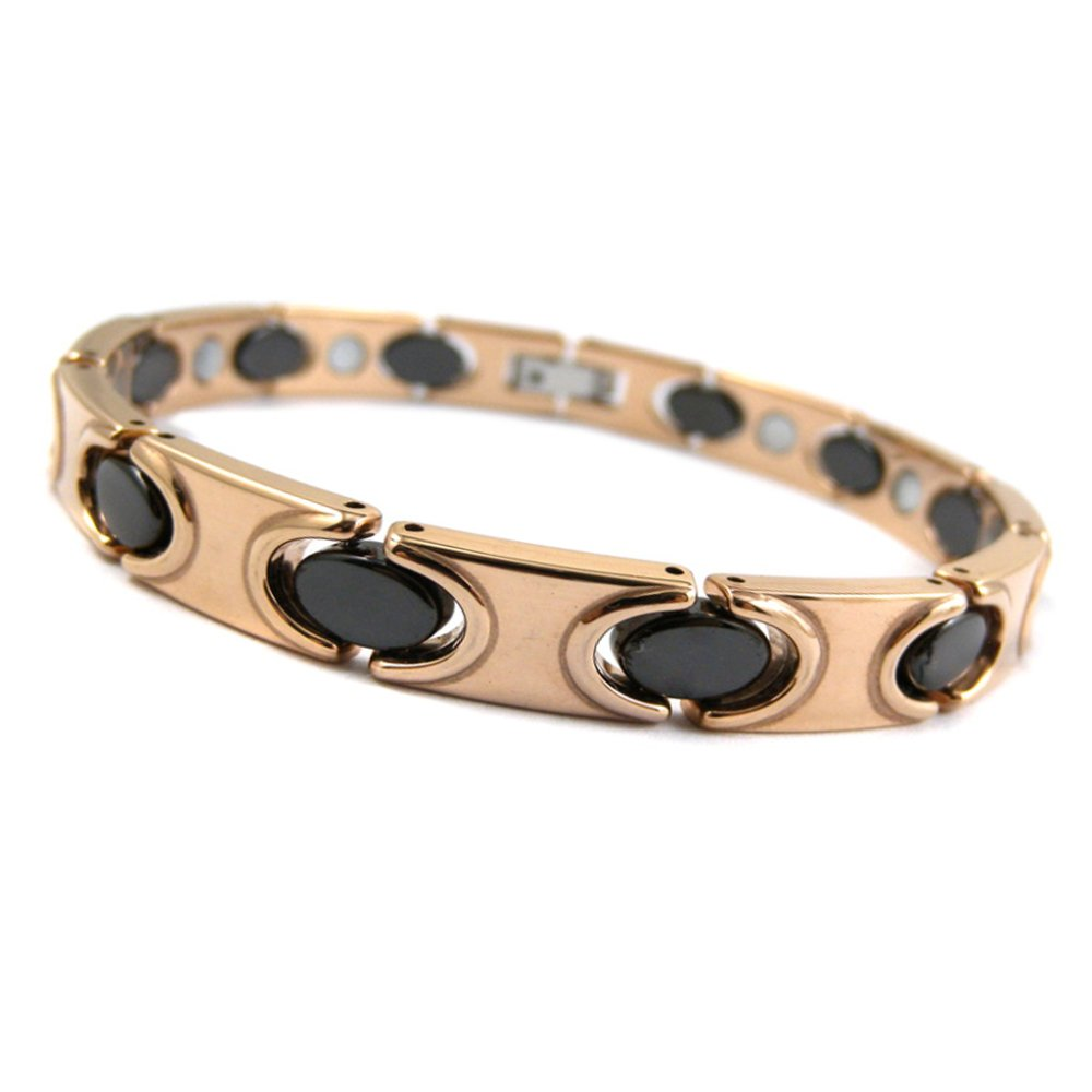 High Class Ceramic Bracelet with Magnets - thumbnail