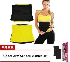 38cfc05da9201 Hot shapers slimming unisex waist belt (XL XXL) with Free Upper Arm Shaper