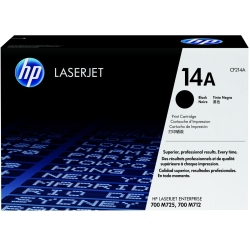 HP 14A CF214A LaserJet Toner Cartridge (Black)