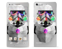 Huawei G6 Shield  Pattern 1 Phone Skin Cover  by OddStickers