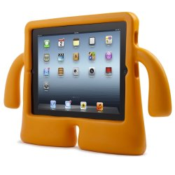 iBuy for Case iPad Mini 1/2 (Orange)