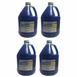 iChem TB100 Toilet Bowl Cleaner Set of 4 (Blue)