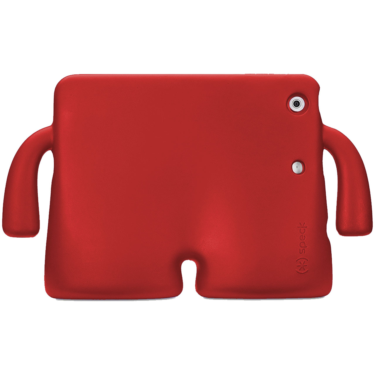 iGuy Kids Protective Case for Apple iPad Air/Air 2/iPad 5/6 (Red) - thumbnail