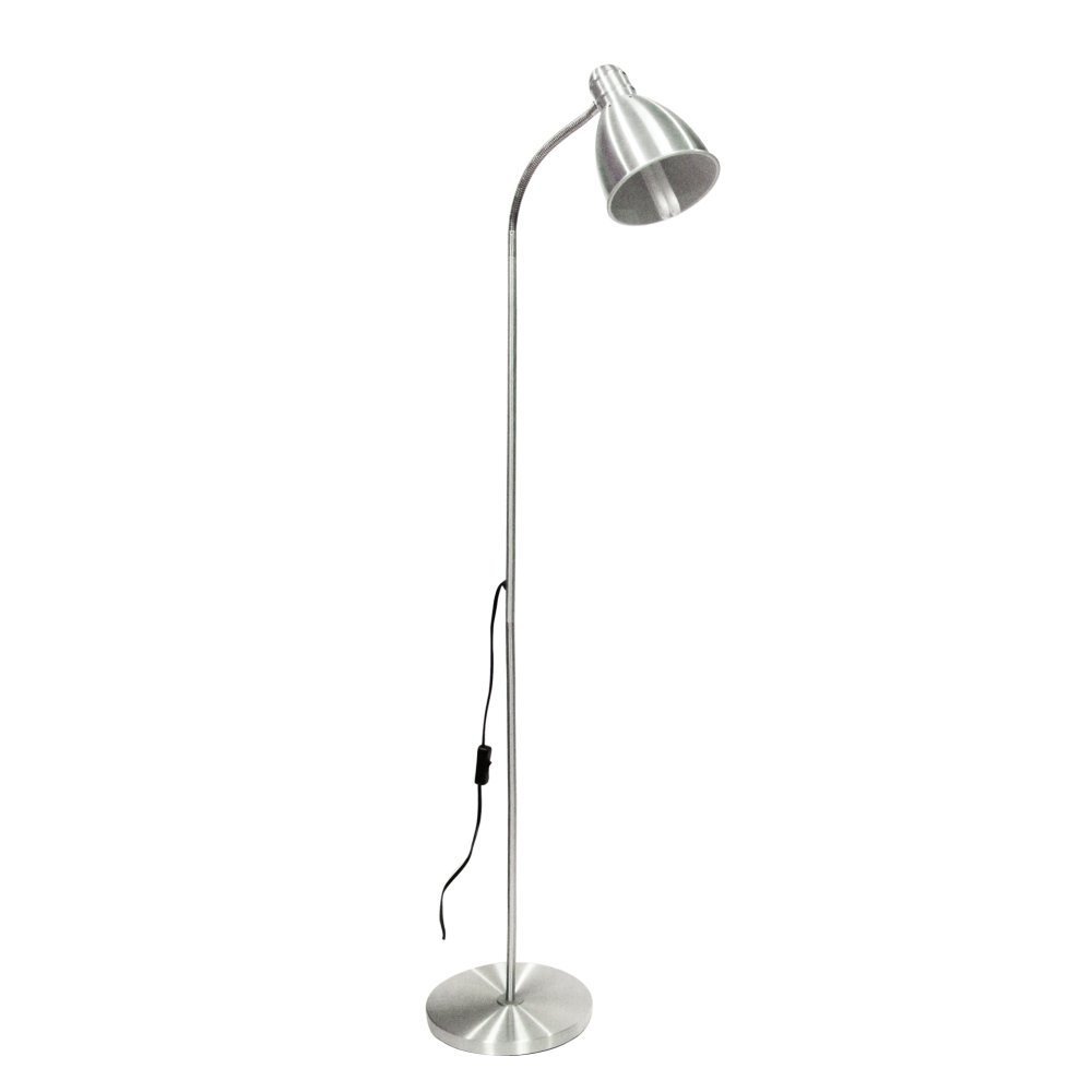 Ikea Lersta Adjustable Floor Lamp (Silver) product preview, discount at cheapest price