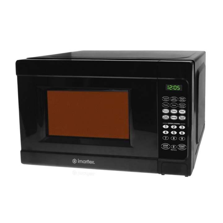 Imarflex Microwave Oven: Imarflex MO-H20D Digital Microwave Oven 20L (Black