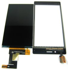 (IMPORTED) G-Plus LCD Display+Touch Screen Digitizer Repair For Sony Xperia