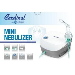Indoplas Mini Nebulizer with FREE  Mouthpiece