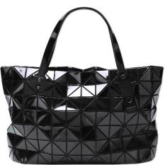 Issey Miyake Bao Rock Basic Large Tote Bag Black