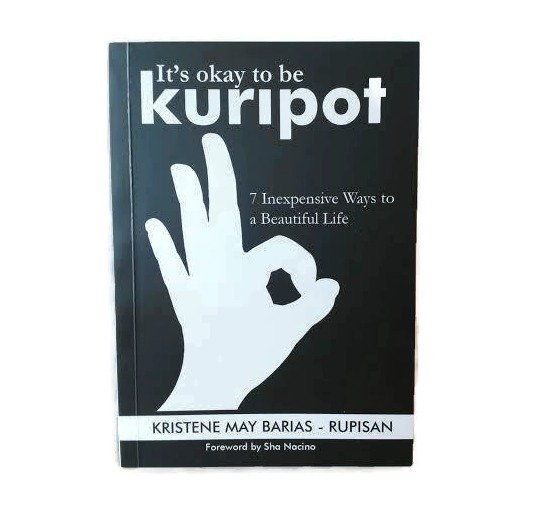 It's Okay to be Kuripot (7 Inexpensive Ways to a Beautiful Life) product preview, discount at cheapest price