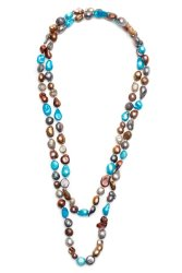 Jewelworld Marian 2 Necklace (Multicolor)