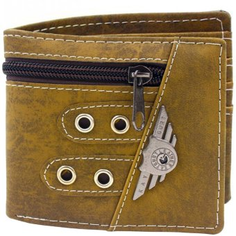 KayGurt Stud Holes Earth Tone Wallet (Brown) - picture 2