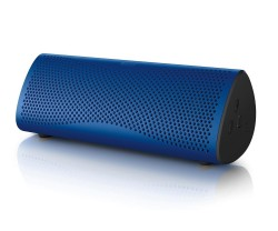 KEF HI-FI Muo Wireless Bluetooth Digital Speaker (Racing Blue)