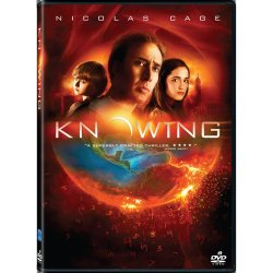 Knowing DVD (2009)