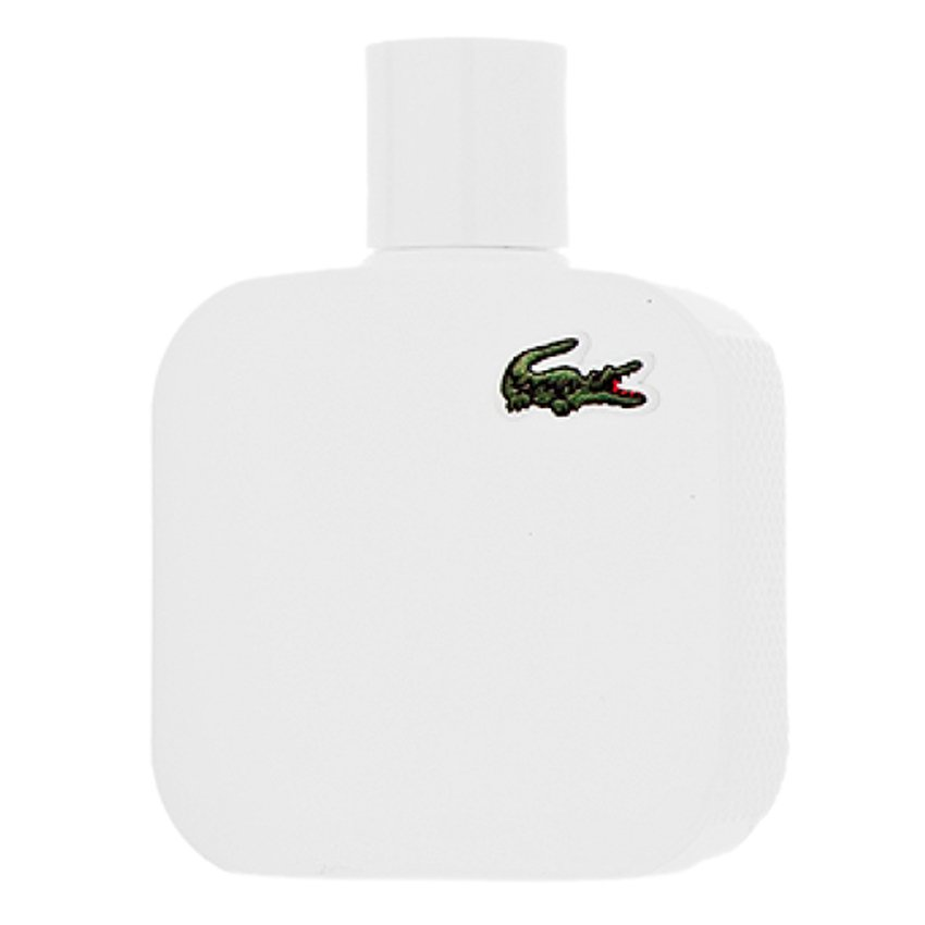 Lacoste Eau De Lacoste White L.12.12 Blanc Eau de Toilette for Men 100ml