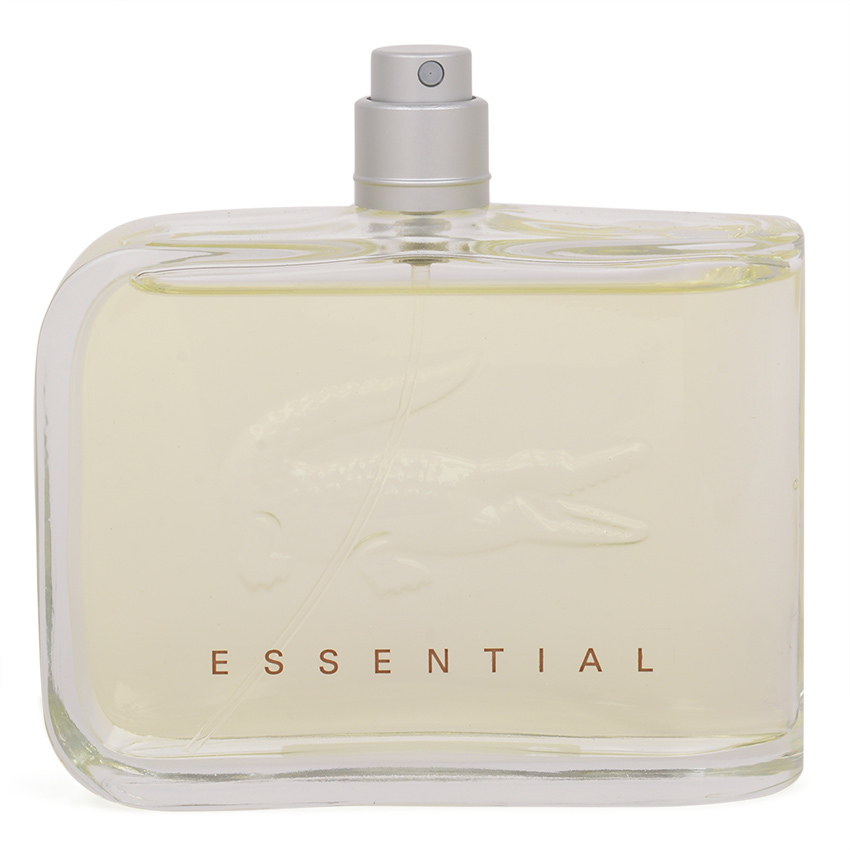 Lacoste Essential Eau De Toilette For Men 125ml (Tester) product preview, discount at cheapest price