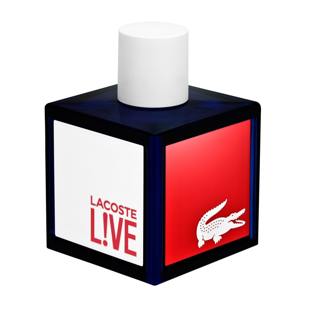 Lacoste Live Eau De Toilette for Men 100ml product preview, discount at cheapest price