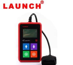 Launch Creader IV+Auto Code Reader (Red)