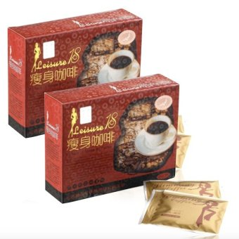 Leisure 18 Slimming Coffee Set of 2