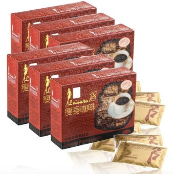 Leisure 18 Slimming Coffee Set of 6