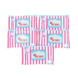 Li'l Tots Baby Wipes 40's Pack of 5