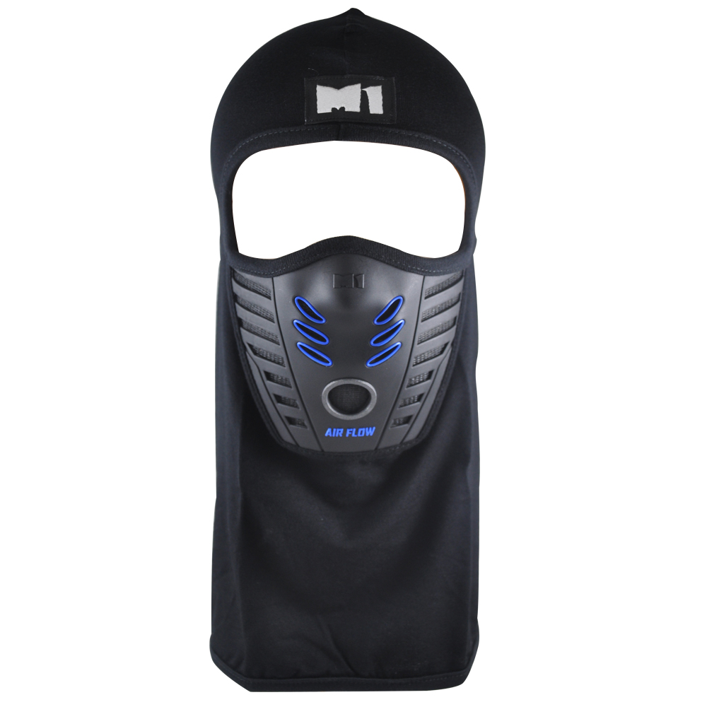 M1 M3 Blue Motorcycle Hood with Air Flow (Thailand) product preview, discount at cheapest price