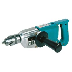 "Makita 6300-4 "" 650W 4-Speed Drill (Blue/Silver)"