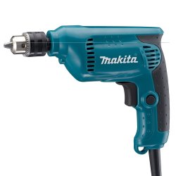 "Makita 6412 3/8"" 450W Hand Drill (Blue/Black)"