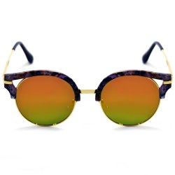 Maldives Eunice Sunglasses 1603 (Multicolor/Purple)