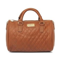 5eb3a4837c Mango Bowling Bag (Brown)
