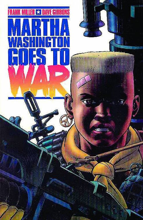 Martha Washington Goes to War TPB (1995) product preview, discount at cheapest price