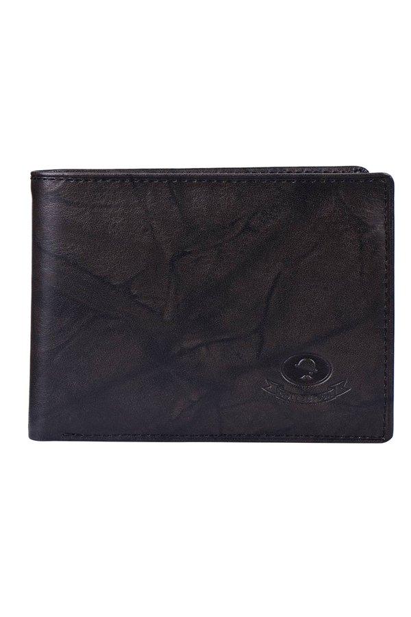 McJIM W-28-2089 Billfold Wallet (Black)