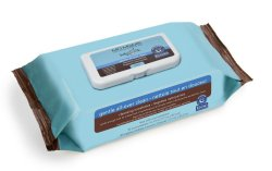 MD Moms Cleansing Towelettes (Blue/Brown)