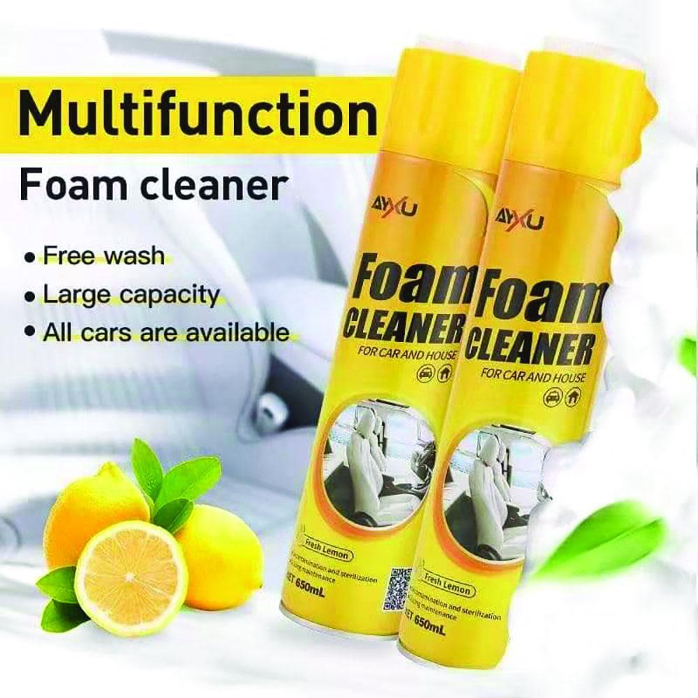 MultiFunctional Foam Cleaner Spray Dashboard Detailing Foam ...