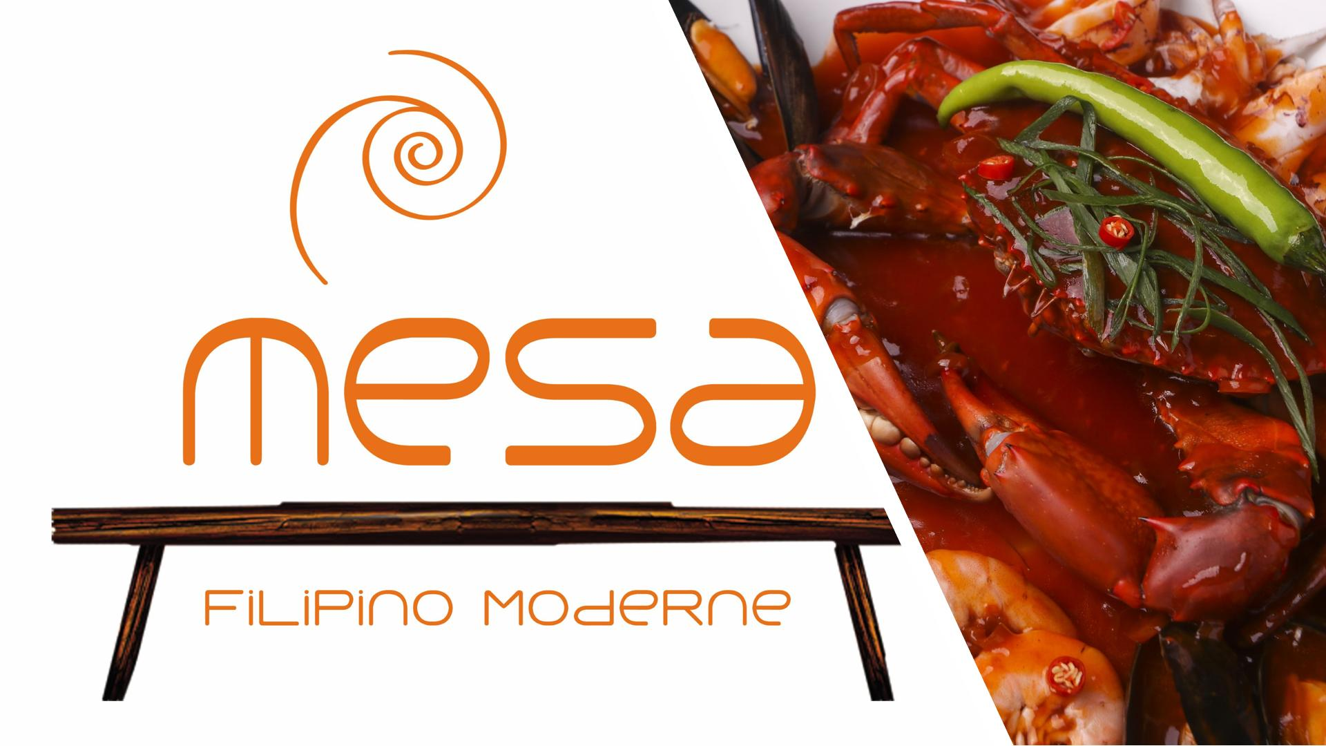 Mesa Filipino Moderne P5000 Gift Voucher By Gifted.ph.