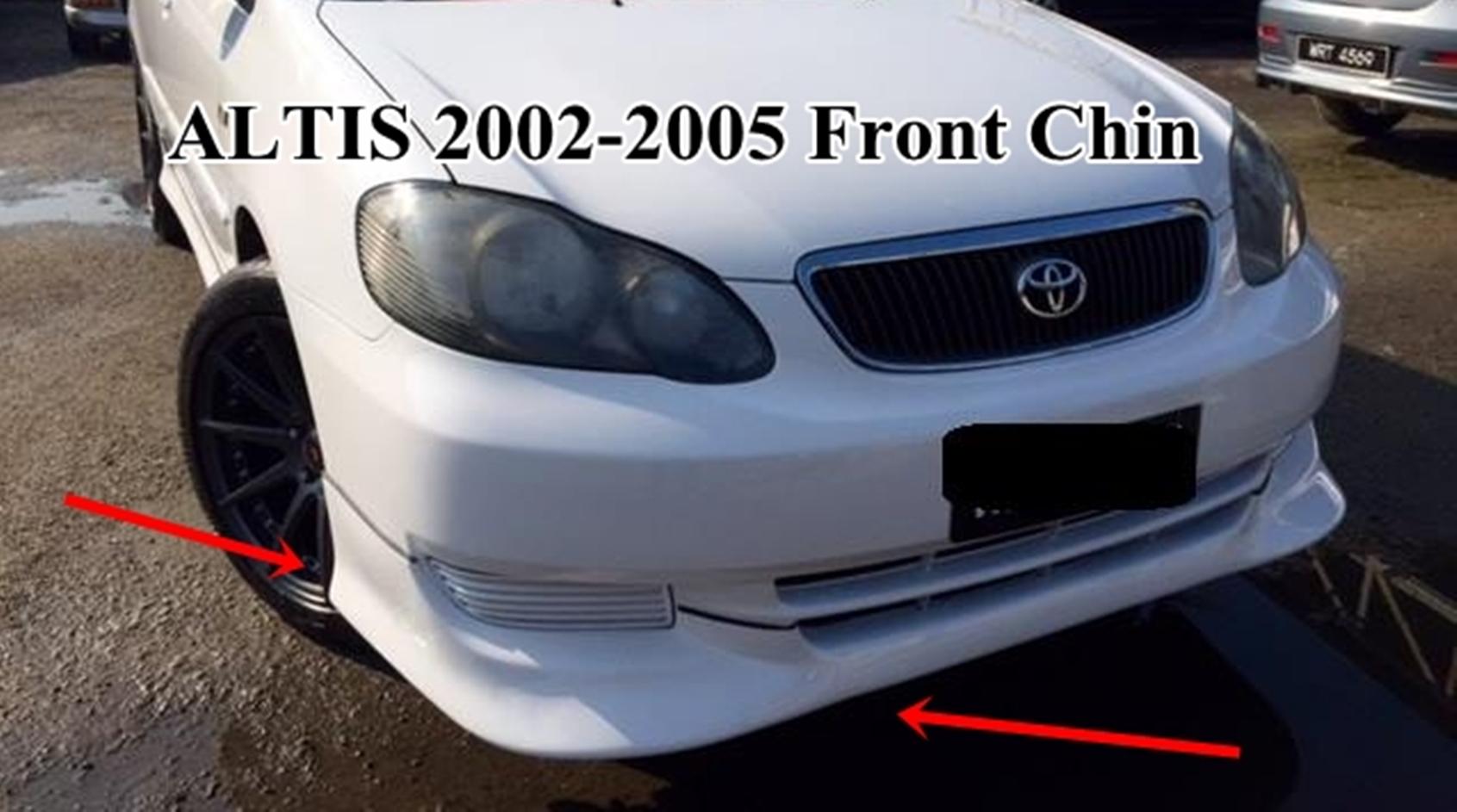 Kelebihan Altis 2002 Harga
