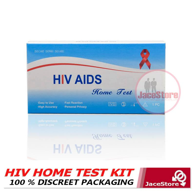 Rapid HIV Home Test Kit (HIV1+2)