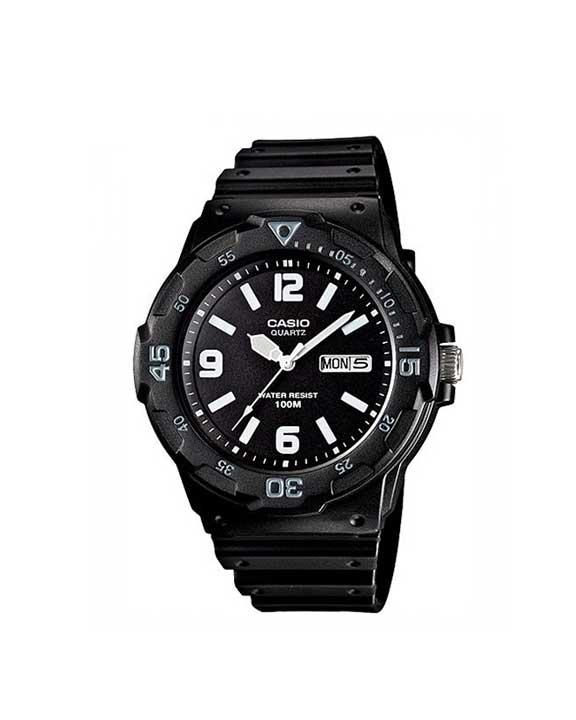 ec9394ed1d14 Product details of Casio Men s Black Resin Strap Watch MRW-200H-1B2 with 1  Year Warranty (T1Y)