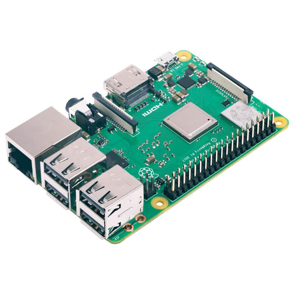 Original Offical Raspberry Pi 3 Model B+ B Plus Plus Pi 3B+ Linux Demo  Board Python Programming Mini PC