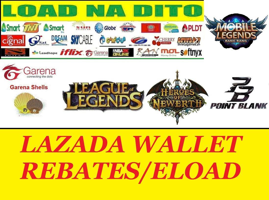 SMART_GLOBE_SUN_TM_TNT 5/10/15/20/30/40/50/60/70/80/90/100 Regular  Load/ELoad from Wallet rebates by zedgren #3