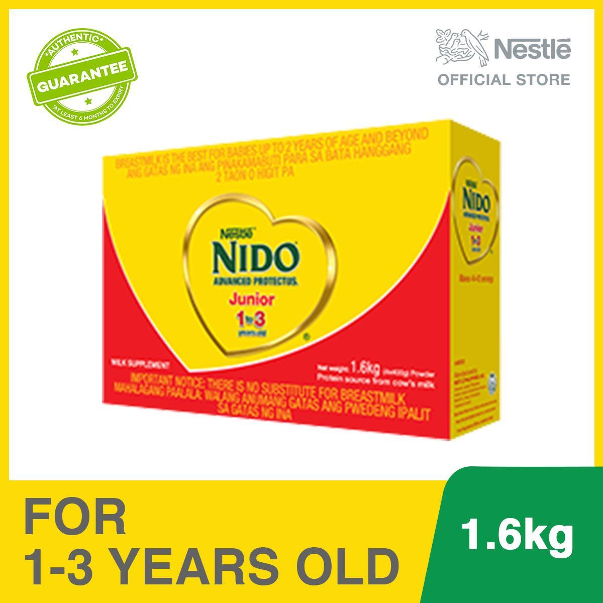 Nido Philippines: Nido price list - Protectus & Forti Choco Milk for