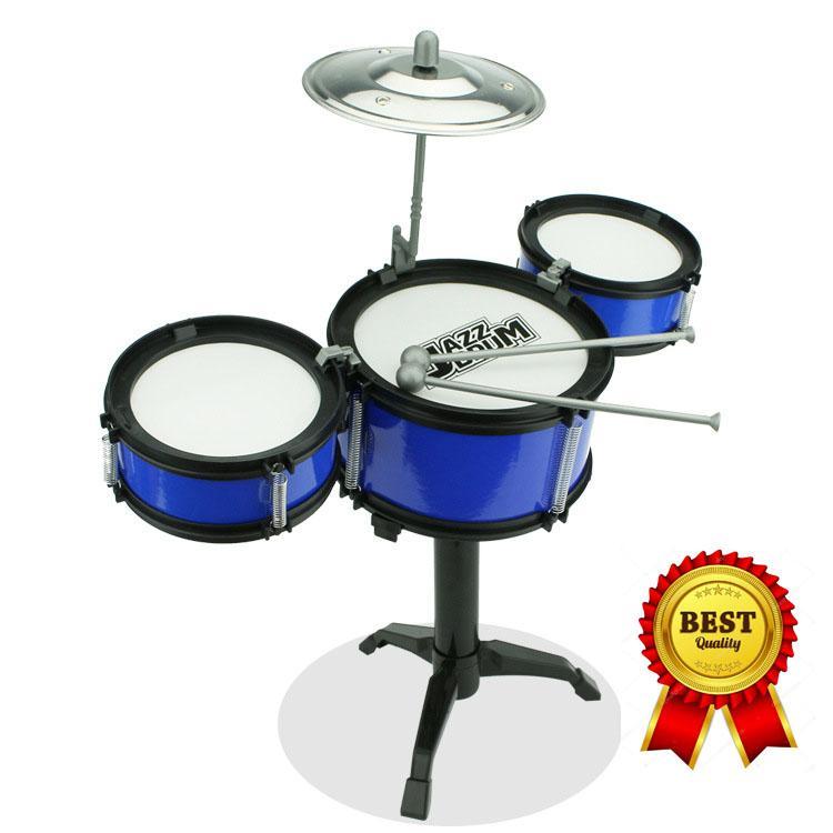 LAZADA TOP MINI Drums Kit Simulation Jazz Drums Percussion Musical  Instrument Wisdom Development Toys 82d29faa4