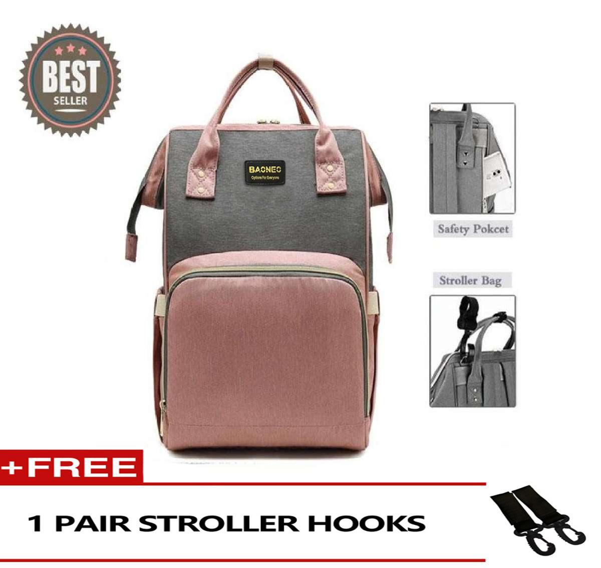 25faa1be405 New Upgrade Fashion Mummy Maternity Nappy Bag Large Capacity Baby Bag  Travel Backpack Designer Nursing Bag