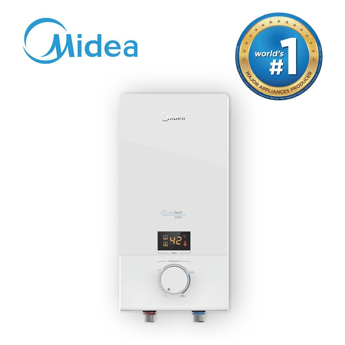 Midea FP-67WTR380WMTM-W1 Digital Water Heater