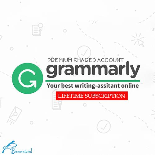 Grammarly Premium Account Shared Lifetime Subscription (Authentic Product)