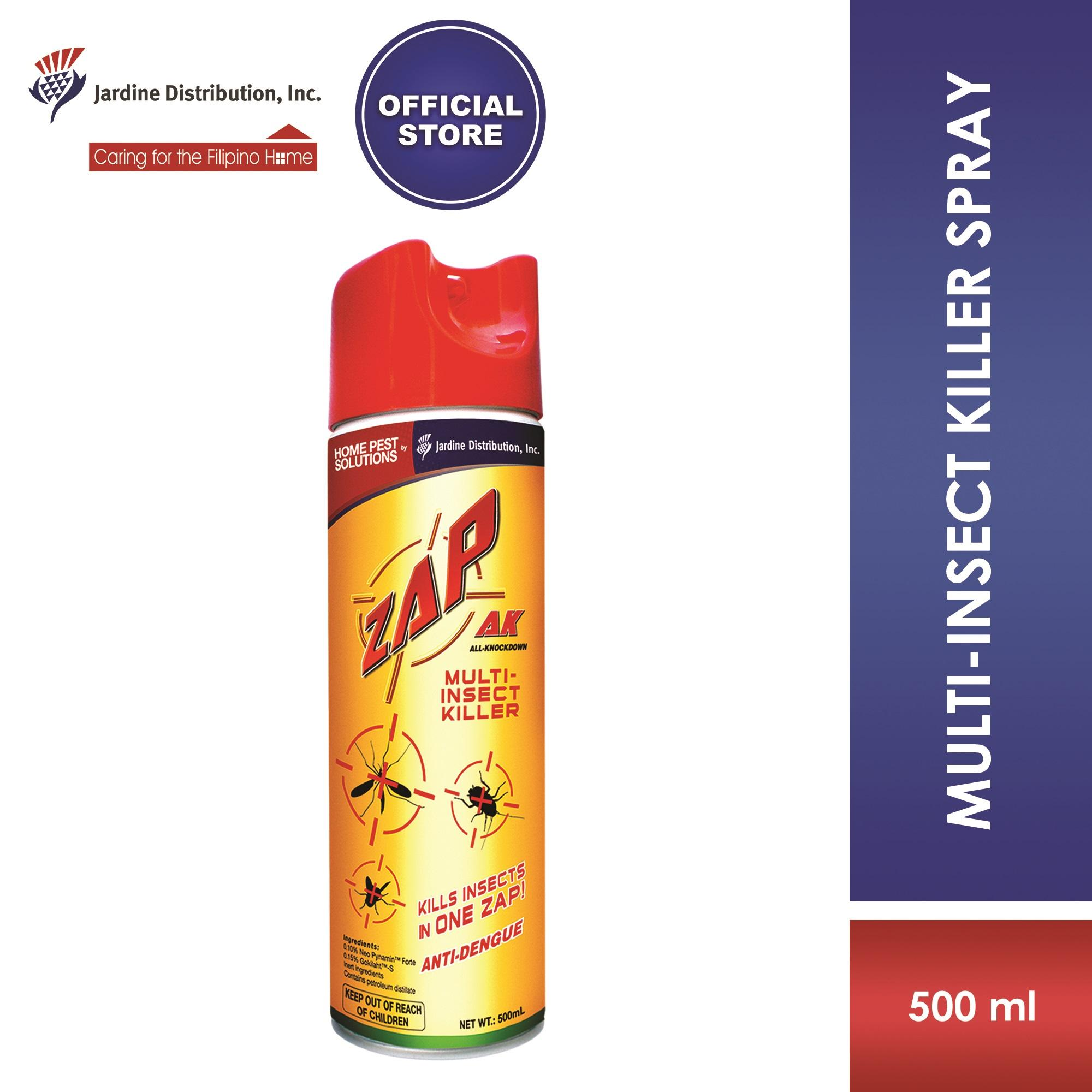 ZAP Multi-insect Killer Spray - 500 ml