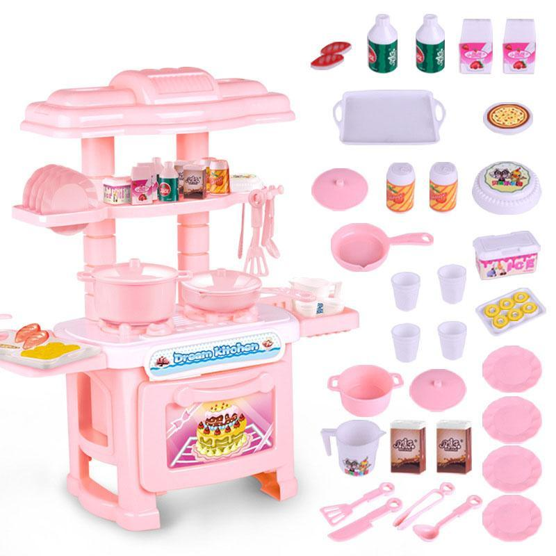 Lazada Top One Mini Kitchen Toys Set By Best Good Quality.